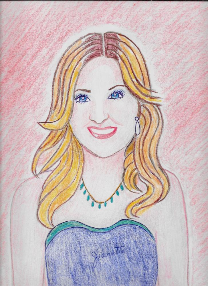 Carrie Underwood par Jeanette
